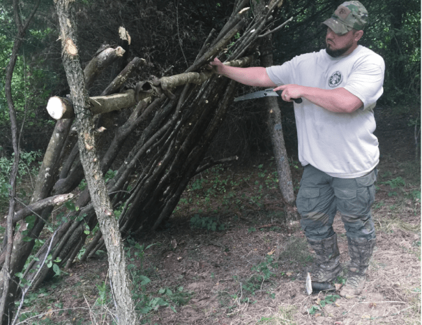 Arkansas Survival Training