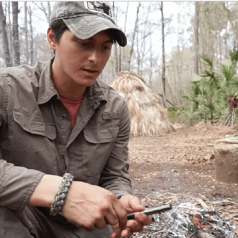 Fire Making Survival School