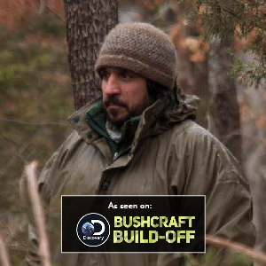 BJ Latta Bushcraft Build-off