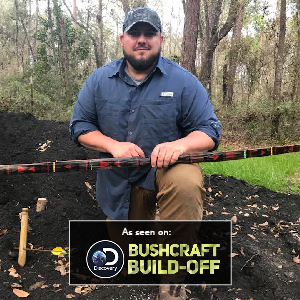Matt Tate – Lead Survival Instructor NW Arkansas