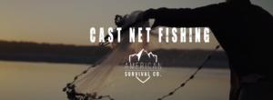 Cast Net Fishing Class