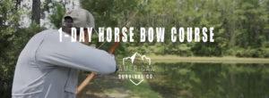 Bamboo Horse Bow