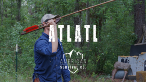 Make an atlatl, learn to use it in Jacksonville Florida