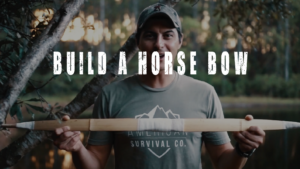 Build a Bamboo Horse Bow in One Day