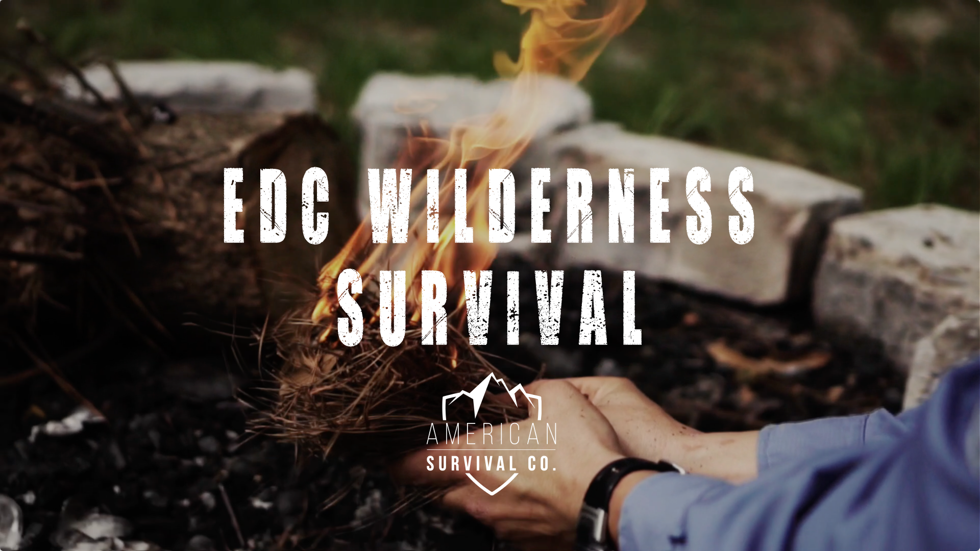 EDC Wilderness