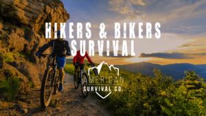 hiking biking wilderness survival class