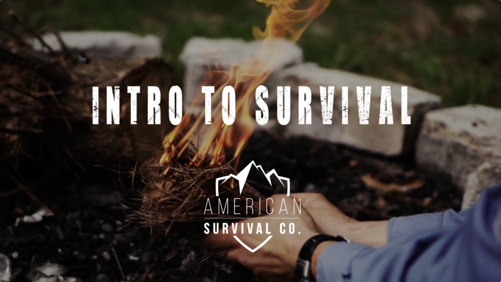wilderness survival fundamentals class