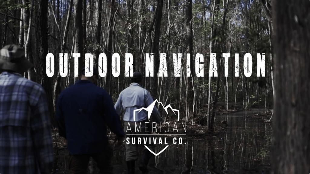 outdoor navigation class Florida