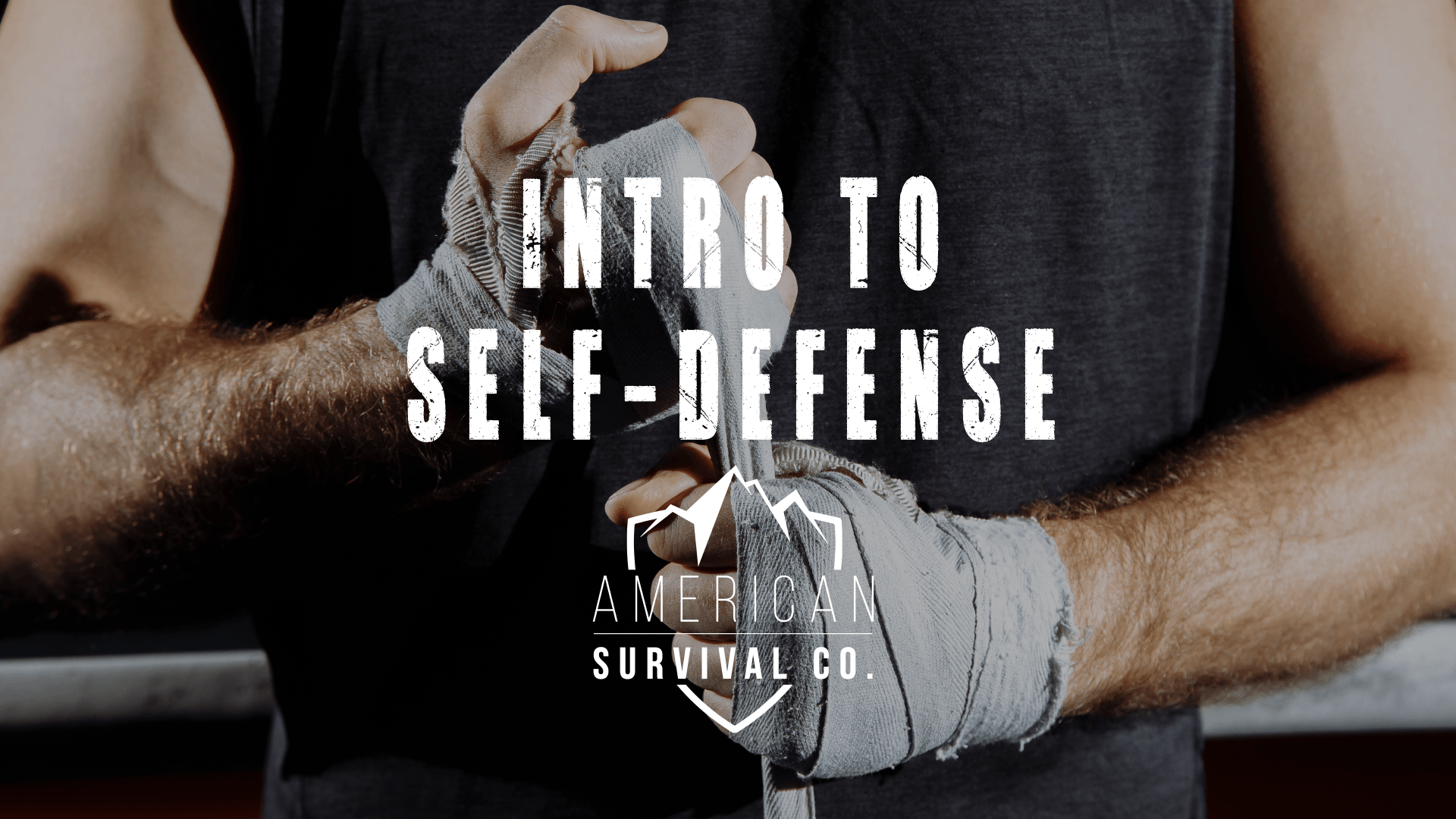 intro to self defense, hand-to-hand combative