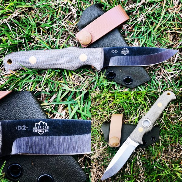 bushcraft knife