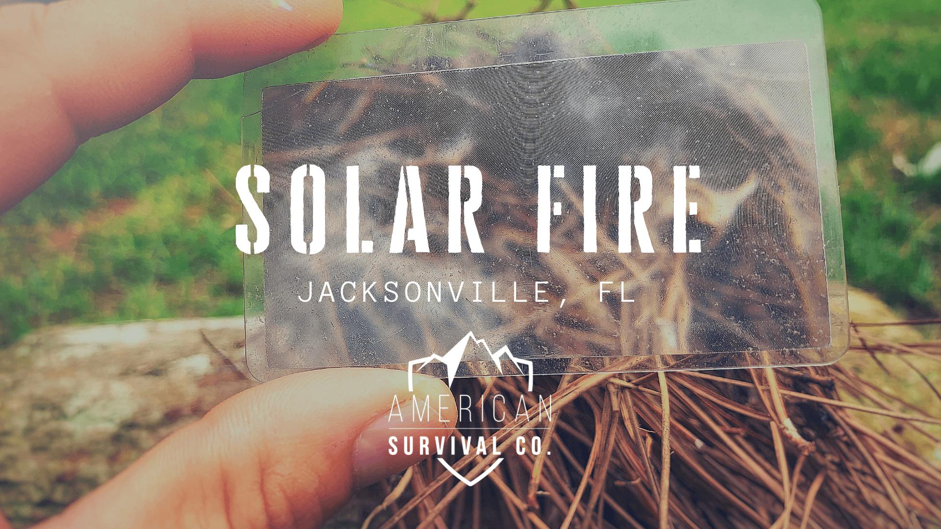 solar fire workshop
