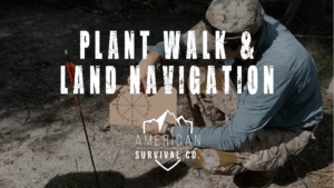 plant walk and land navigation