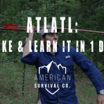 Atlatl: Make & Learn to Throw in 1 Day – FL