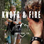 Know Your Knots and Fire Starters: Intro to Bow Drill – AR