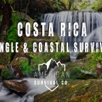 Costa Rica: Jungle and Coastal Survival