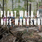 Plant Walk and Knife Skills and Safety – AR