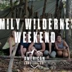 Family Wilderness Weekend – AR